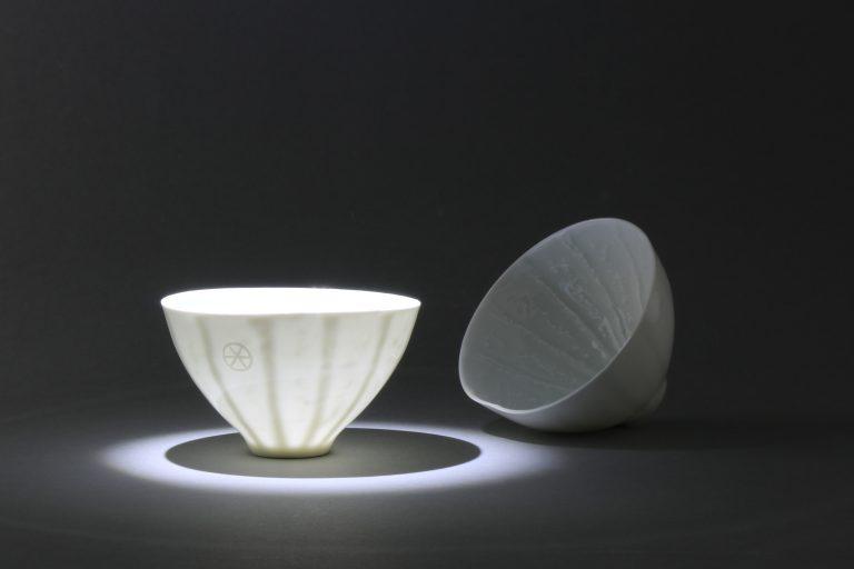 Porzellan Teeschalen Morning Blossom
